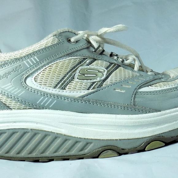 Shape ups Womens Walking Toning Sport Shoes Size 9